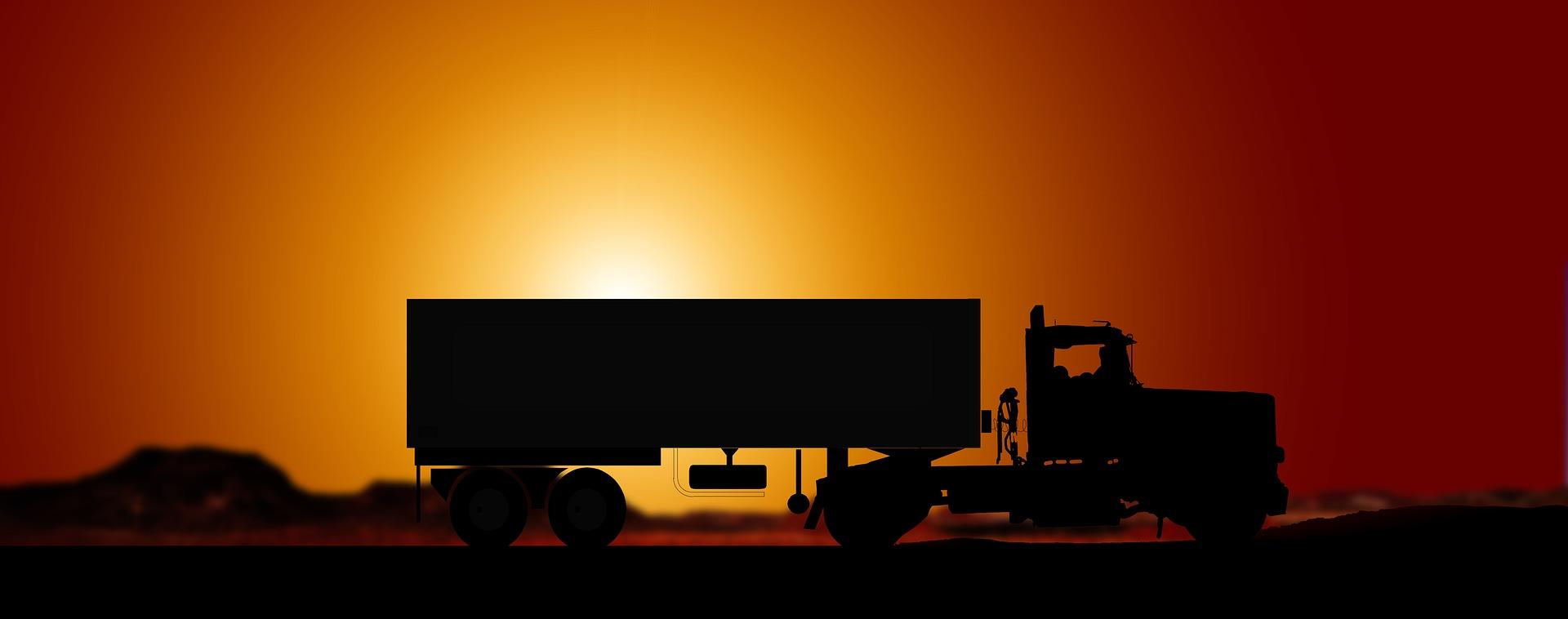 kontener na ciężarowce