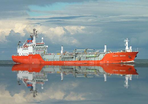 Spedycja Morska Frachtowiec